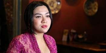 Nikah di Candi Borobudur, Vicky Shu Tolak Disebut Mewah