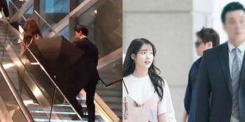 Bodyguard Seleb Korea Paling Viral,  Wajah Ganteng - Sweet & Perhatian