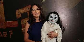 Dibintangi Luna Maya, 'THE DOLL 2' Siap Teror Penonton India