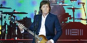Paul McCartney Siap Rilis Album Baru Dengan Produser Adele