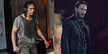 Trailer 'JOHN WICK 3', Yayan Ruhiyan 'Mad Dog' Bakal Jajal Kekuatan Keanu Reeves.