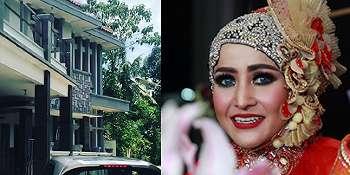 VIDEO: Rumah Mewah Cynthiara Alona Paling Mencolok di Kampungnya