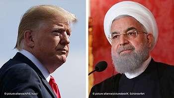 Donald Trump Siap Dertemu Dengan Iran Tanpa Prasyarat