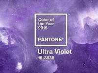 Ungu Ultra Violet, Tren Warna 2018 yang Bawa Harapan dan Optimisme