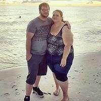 Diet Bareng, Suami Istri Ini Sukses Pangkas Bobot Hingga 180 Kg