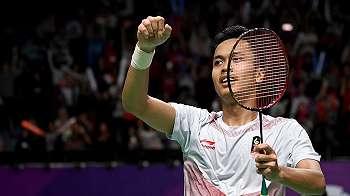 Klasemen perolehan medali Asian Games: Indonesia di posisi lima dengan 12 emas