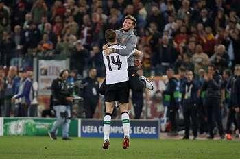 Liverpol maju ke final Liga Champions meski dikalahkan AS Roma 2-4