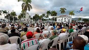 Peringatan 60 tahun revolusi Kuba, Castro kecam politik 'konfrontasi' AS