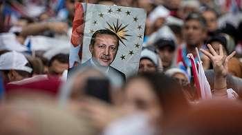 Erdogan unggul dalam penghitungan awal pemilihan presiden Turki