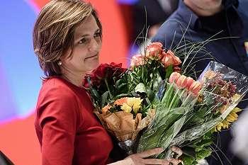 Baru kali ini Partai Sosial Demokrat Jerman dipimpin perempuan setelah 154 tahun