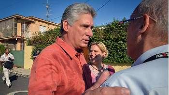 Akhir era Castro di Kuba dengan pemimpin baru, Miguel D  az-Canel