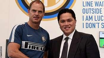 Hengkang dari Inter Milan, pengusaha Erick Thohir bergabung dengan klub Inggris Oxford United