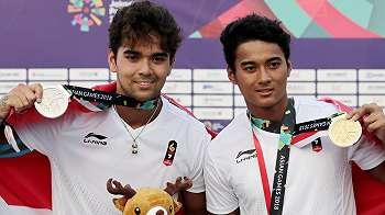 Asian Games: Indonesia rebut emas ke 13 dari atlet pencak silat Puspa Arumsari