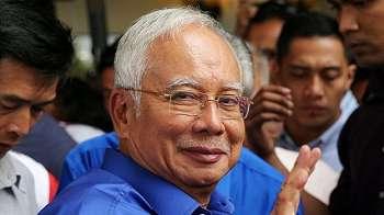 Rumah Mantan PM Malaysia Najib Razak Digeledah polisi