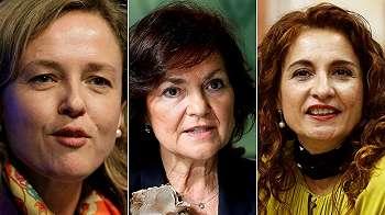 Perempuan lebih banyak dari pria dalam kabinet baru Spanyol