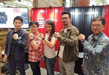 Resmi Hadir di Indonesia, Casio G-Shock dengan Carbon Core Guard Kedepankan Desain yang Lebih Tipis dan Tetap Tangguh