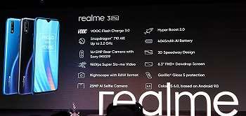 Andalkan Performa Ngebut, Realme 3 Pro Hadir di Indonesia dengan Harga Mulai 3 Juta Rupiah
