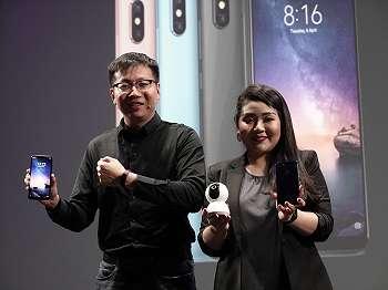 Bawa Layar 6,26 Inci 19:9 dan Kamera AI, Redmi Note 6 Pro dan Mi 8 Lite Resmi Hadir di Indonesia