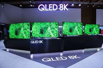[Samsung Forum 2019] Harga Mencapai 1,5 Miliar Rupiah, Inilah Kecanggihan Samsung QLED 8K TV