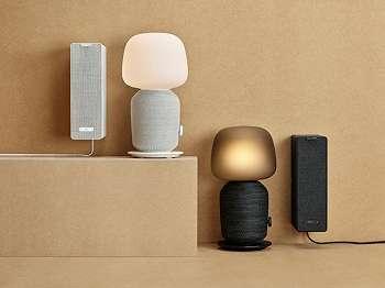 IKEA SYMFONISK: Lampu Meja dengan WiFi Speaker Garapan Sonos