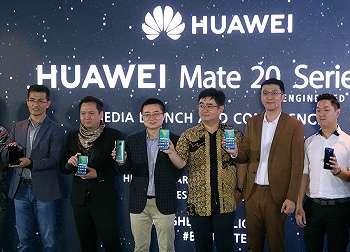 Dibanderol 12 Juta Rupiah, Huawei Mate 20 Pro Resmi Hadir di Indonesia