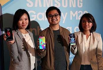 Andalkan Baterai 5.000 mAh, Samsung Galaxy M20 Dibanderol 2,8 Juta Rupiah