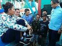 Sidak di Muara Baru, Menteri Susi Pakai Sneakers Adidas Pure Boost
