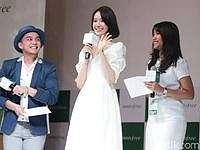 Datang ke Jakarta, Yoona SNSD Ungkap Rahasia Kulit Mulusnya