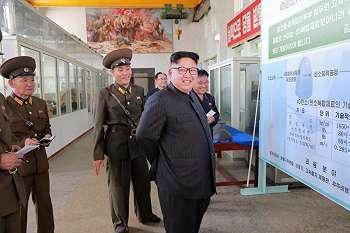 Duh! Kim Jong-un Perintahkan Peningkatan Produksi Roket dengan Hulu Ledak
