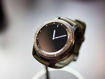 Saingi Apple Watch, Samsung Rilis Jam Tangan Pintar Galaxy Watch
