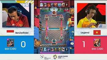 Indonesia Sabet Emas Pertama di Cabang eSports Asian Games 2018