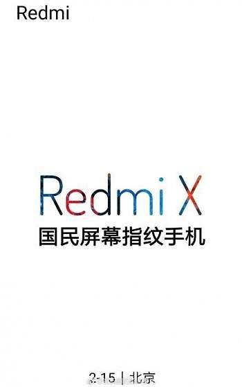 Lebih Bertenaga, Smartphone Redmi X Segera Diungkap