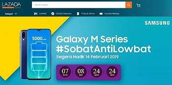 Samsung Galaxy M20 Hadir ke Indonesia, Smartphone Murah Bertenaga Lebih