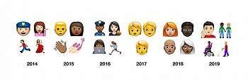 Segera Rilis, Unicode Consortium Siapkan 230 Emoji Baru