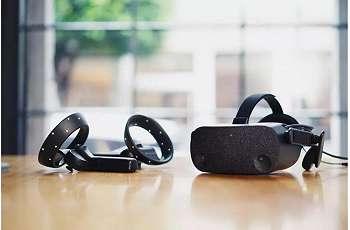 HP Perkenalkan Headset Reverb untuk VR dengan Desain Super Ringan
