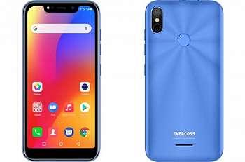 Spesifikasi Evercoss U6B, Smartphone Lokal dengan Harga Rp 1 Jutaan