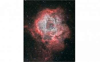 Jean Dean, Sosok yang Sukses Potret Keberadaan Nebula Rosette