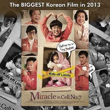 Falcon Pictures Daur Ulang Film Korea Selatan Miracle In Cell No 7