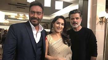 Bintang Bollywood 90-an Reuni di Total Dhamaal