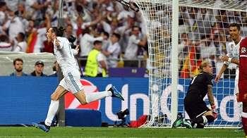 Cetak Dua Gol, Gareth Bale Man of the Match Final Liga Champions