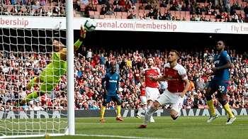 Bungkam West Ham, Arsenal Petik Kemenangan Pertama Musim Ini