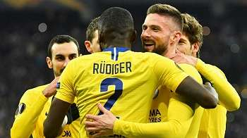 Hasil Lengkap Leg 2 Babak 16 Besar Liga Europa Dini Hari Tadi
