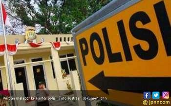 Driver Taksi Online Rampok dan Gerayangi Mahasiswi