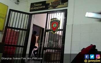 Empat Oknum Anggota Polhut Maling Kayu Jati