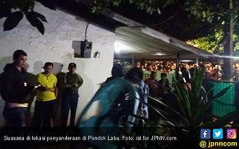 Begini Perawakan Pembunuh Sadis Pensiunan TNI di Pondok Labu