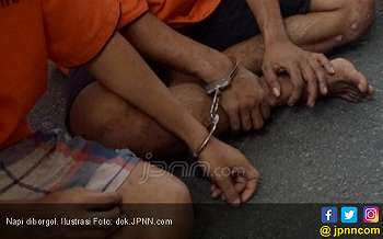 Residivis Gak Tobat, Selamat Lebaran di Tahanan