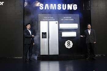 Samsung Hadirkan Kulkas Side by Side  RS5000 dengan Teknologi SpaceMax dan Rangkaian AC Digital Inverter 8 Pole