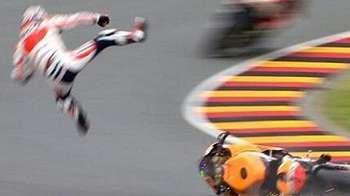 Mengerikan, Pengakuan Pedrosa Dapat 200 Luka Selama Balapan MotoGP