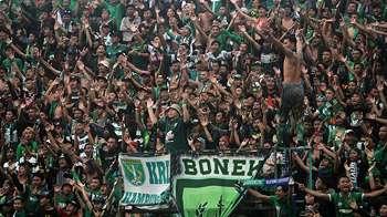 Format Final Piala Presiden Bikin Bonek Resah