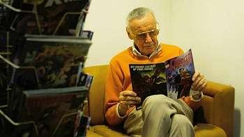 Stan Lee dan Rumor Viral Perlakuan Durhaka Putri Semata Wayang